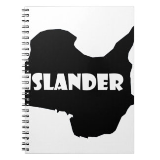 Islander Kelleys Island Ohio Lake Erie Notebook