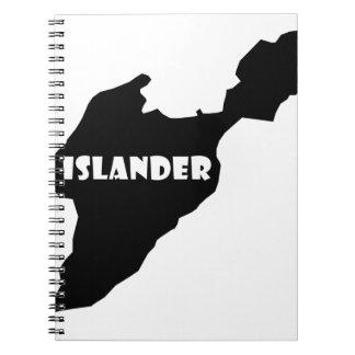 Islander Put In Bay Island Ohio Lake Erie Notebook