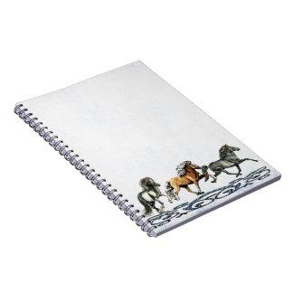 Islandés en paso note book