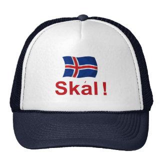 ¡Islandés Skal! (Alegrías) Gorro De Camionero