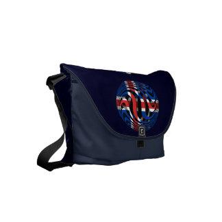 Islandia #1 bolsas de mensajeria