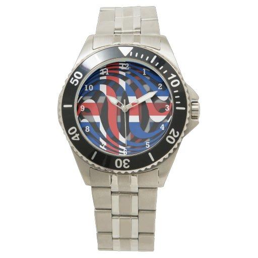 Islandia #1 relojes de mano