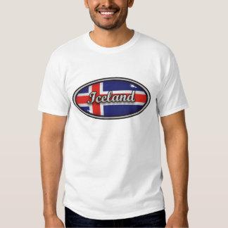Islandia Camisas