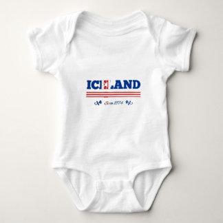 Islandia desde 1874 playeras