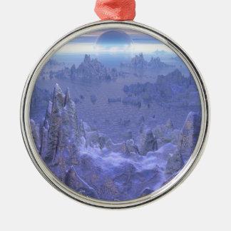 Islandia Evermore Christmas Ornament