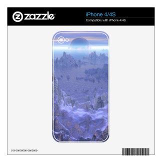 Islandia Evermore Decals For iPhone 4