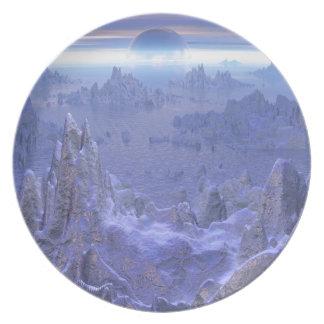 Islandia Evermore Plates