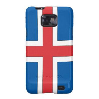Islandia Galaxy S2 Carcasas