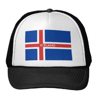 Islandia Gorros Bordados