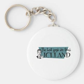 ISLANDIA LLAVERO