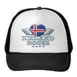Islandia oscila v2 gorro de camionero