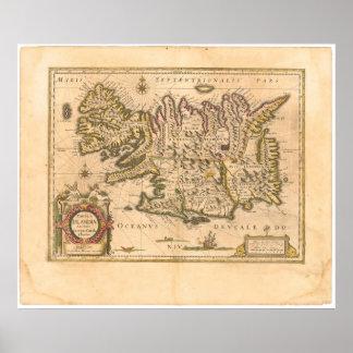 Islandia Impresiones