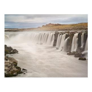Islandia, parque nacional de Jokulsargljufur. Postales