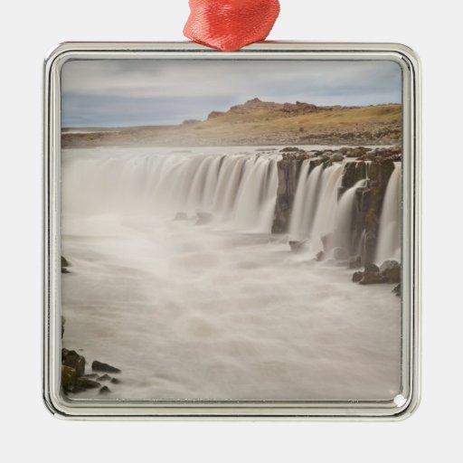 Islandia, parque nacional de Jokulsargljufur. Vist Ornamento Para Reyes Magos