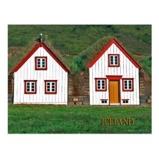 Islandia Tarjetas Postales