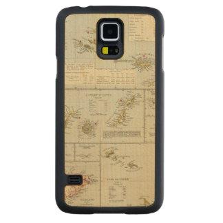 Islands, Atlantic Ocean Carved Maple Galaxy S5 Slim Case