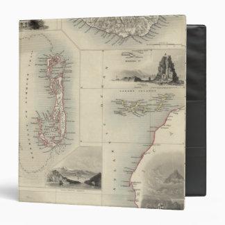 Islands In The Atlantic Vinyl Binders