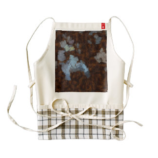 Islands in the water zazzle HEART apron