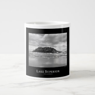 Islands Large Coffee Mug