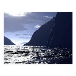 Islands Light Postcard