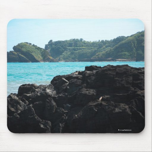 Islands Mouse Pad