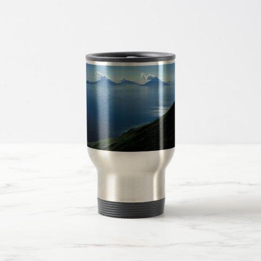 Islands of Four Mountains Coffee Mug