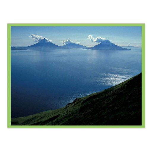 Islands of Four Mountains Post Cards