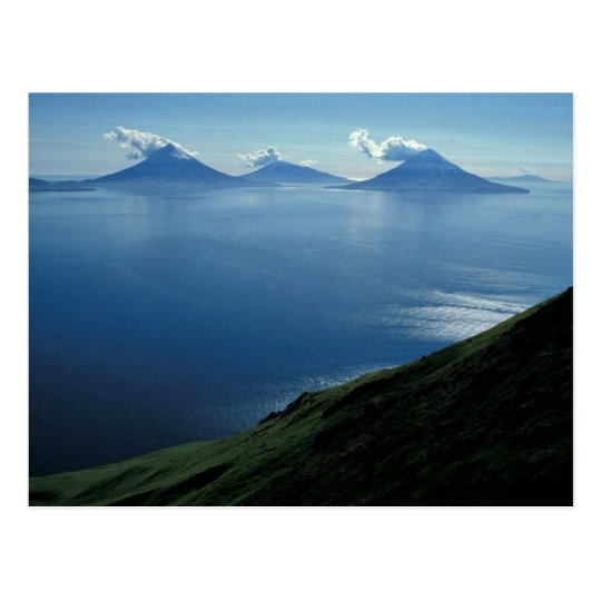 Islands of Four Mountains Postcard