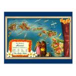 Islands of Hawaii Postcard