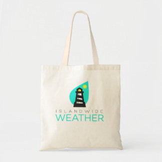 Islandwide Weather Grocery Bag
