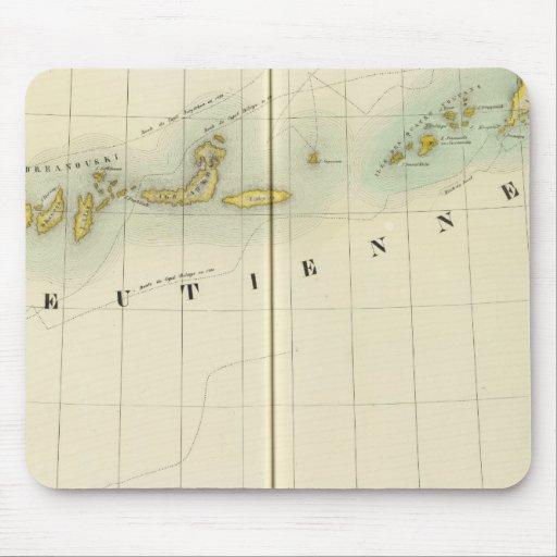 Islas Aleutian 39 Alfombrillas De Ratón