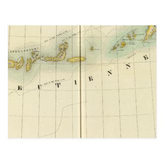 Islas Aleutian 39 Tarjetas Postales