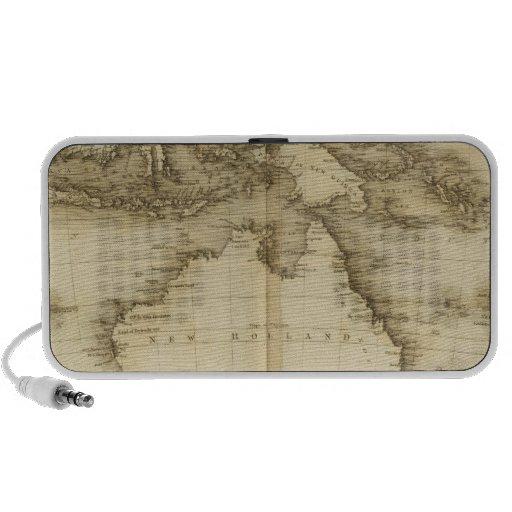 Islas asiáticas iPhone altavoces