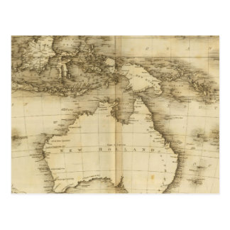 Islas asiáticas postal