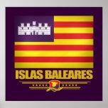 Islas Baleares (Balearic Island) Impresiones