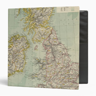 "Islas británicas 11 carpeta 1 1/2"""