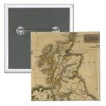 Islas británicas 2 pin cuadrado