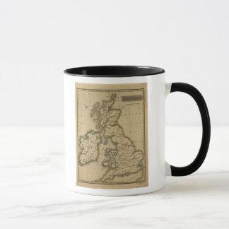 Islas británicas 2 taza