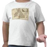 Islas británicas 9 camiseta