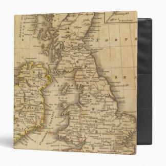 "Islas británicas, Asia Carpeta 1 1/2"""