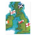 Islas británicas e Irlanda Postal