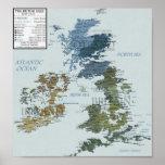 Islas británicas en 2100