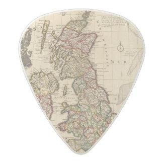 Islas británicas, Inglaterra, Irlanda Plectro De Acetal