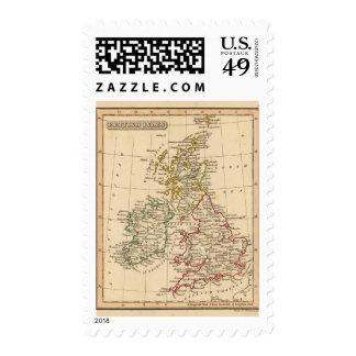 Islas británicas envio