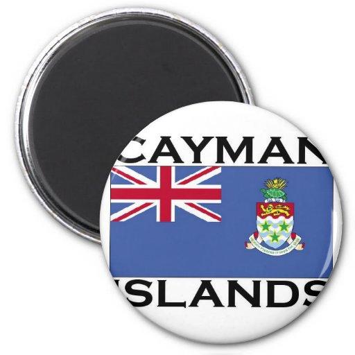 Islas Caimán Imán Redondo 5 Cm