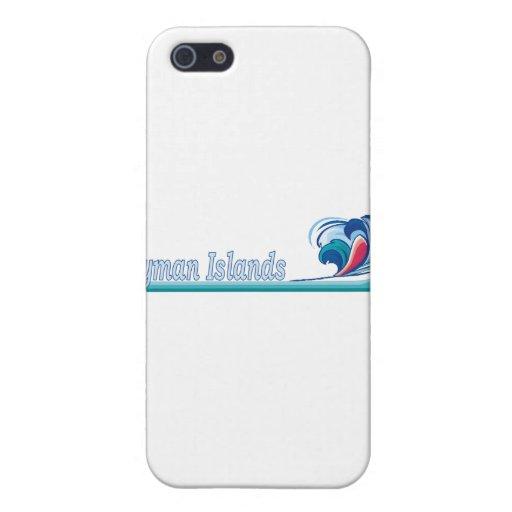 Islas Caimán iPhone 5 Cárcasa