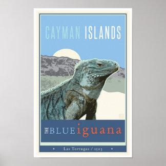 Islas Caimán Poster