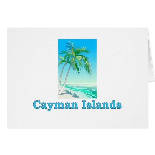 Islas Caimán Tarjeta