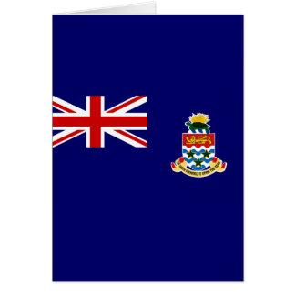 Islas Caimán Tarjetón