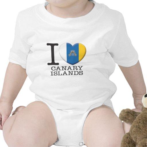 Islas Canarias Camisetas